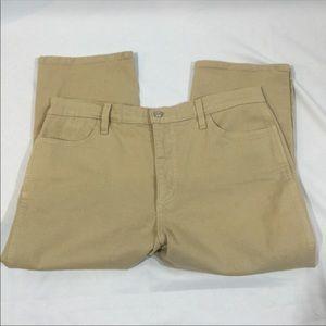 Not Your Daughters Jeans SZ 14 Capri Pants